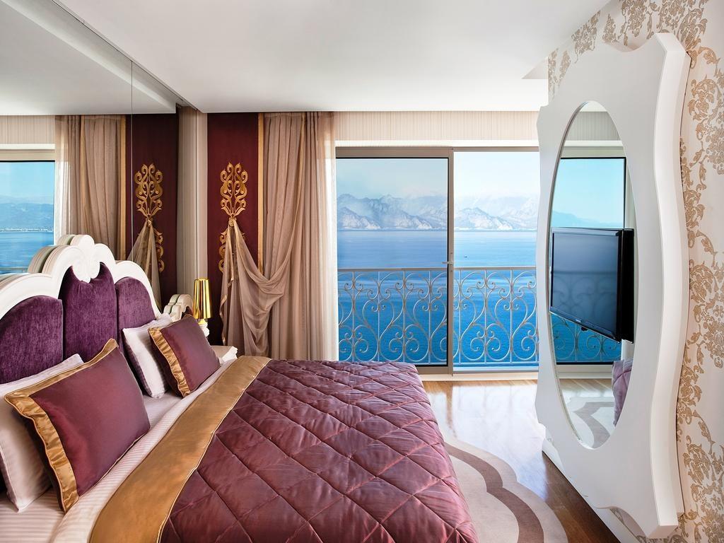 هتل لابوتیک آنتالیا