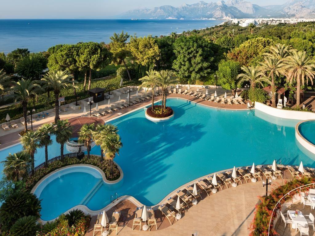 هتل های 5 ستاره آنتالیا
