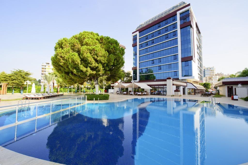 هتل های پنج ستاره آنتالیا