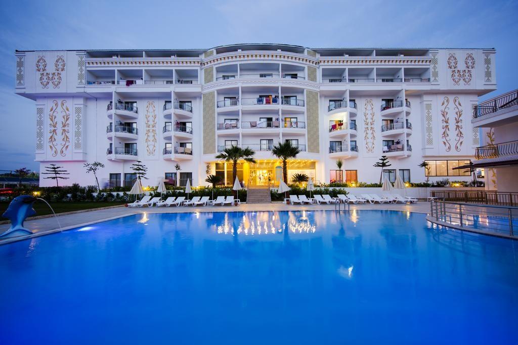 هتل های 4 ستاره آنتالیا