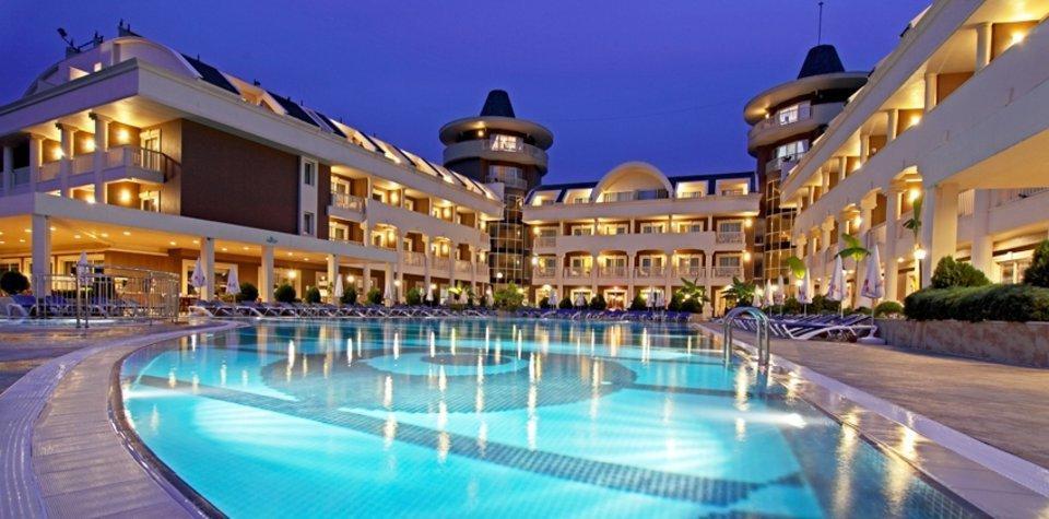 هتل وایکینگ ستاره آنتالیا