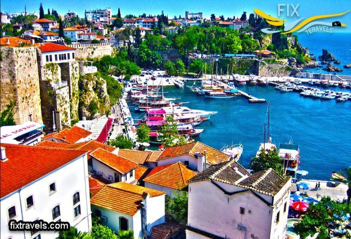 جزایر تفریحی استانبول