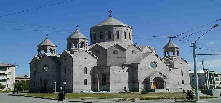 شهر ارمنستان