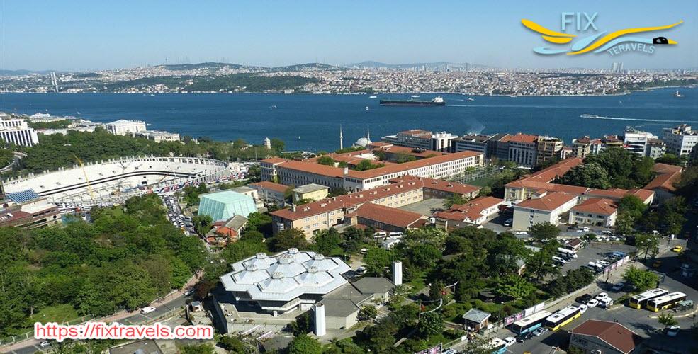 بشیکتاش استانبول