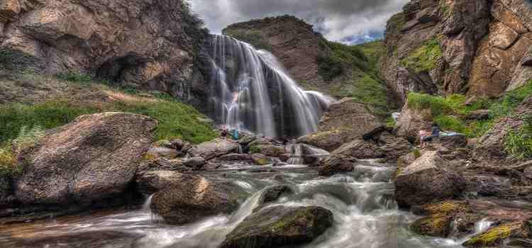 آبشار های ارمنستان