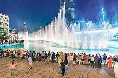 دبی چگونه شهری است