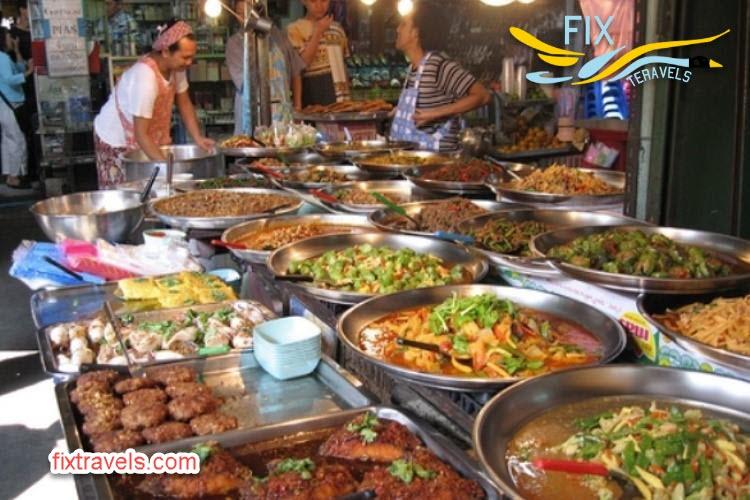 در تایلند چی بخوریم
