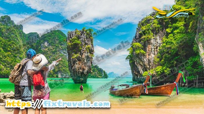 چیزهایی که باید در مورد تایلند بدانید