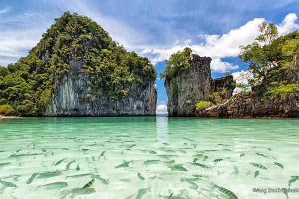 معروف ترین و زیباترین سواحل تایلند