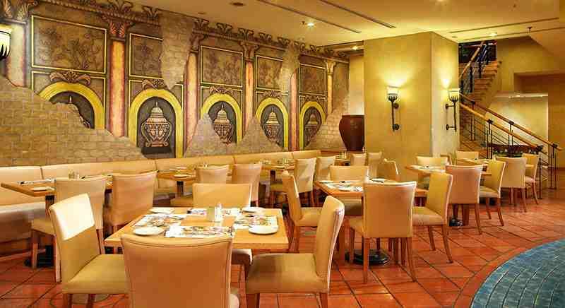 رستوران های ایرانی مالزی