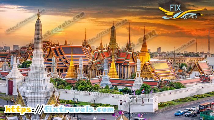مکانهای دیدنی که نباید در کشور تایلند از دست بدهید