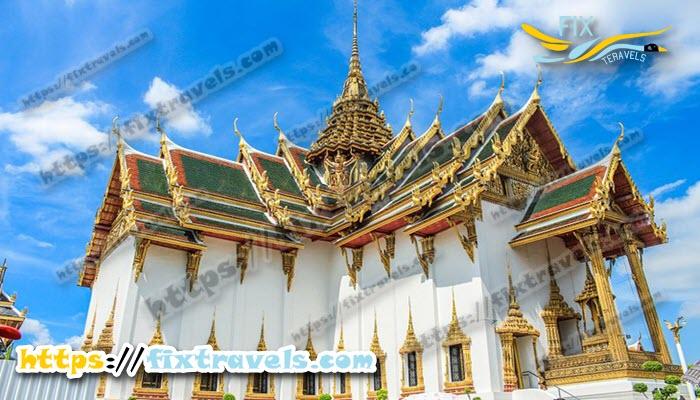 جاهای دیدنی تایلند