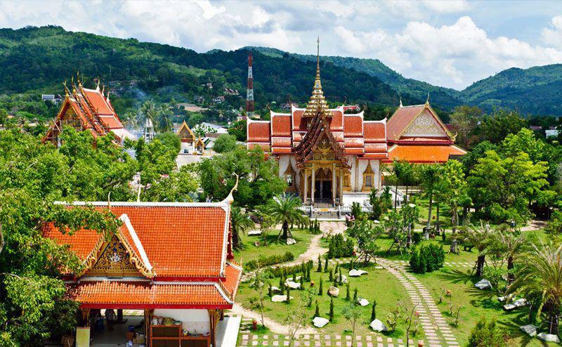 جزیره پوکت در تایلند