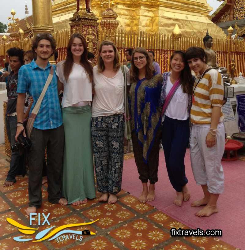در تایلند چی بپوشیم