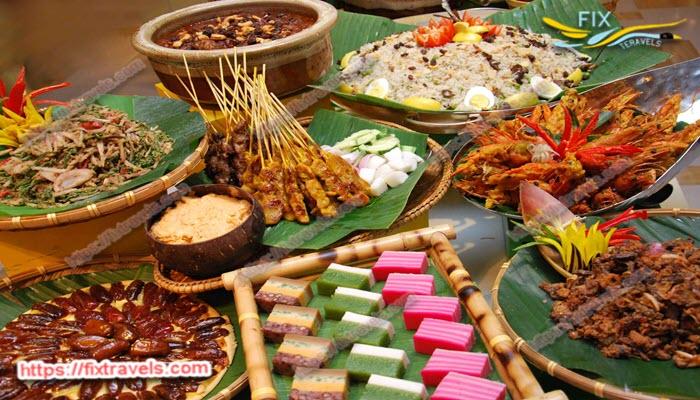 در مالزی چی بخوریم؟