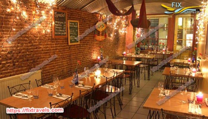 رستوران های مالزی