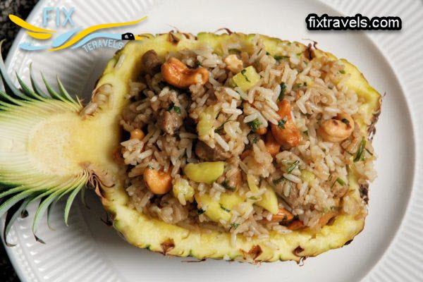 غذاهای معروف تایلندی