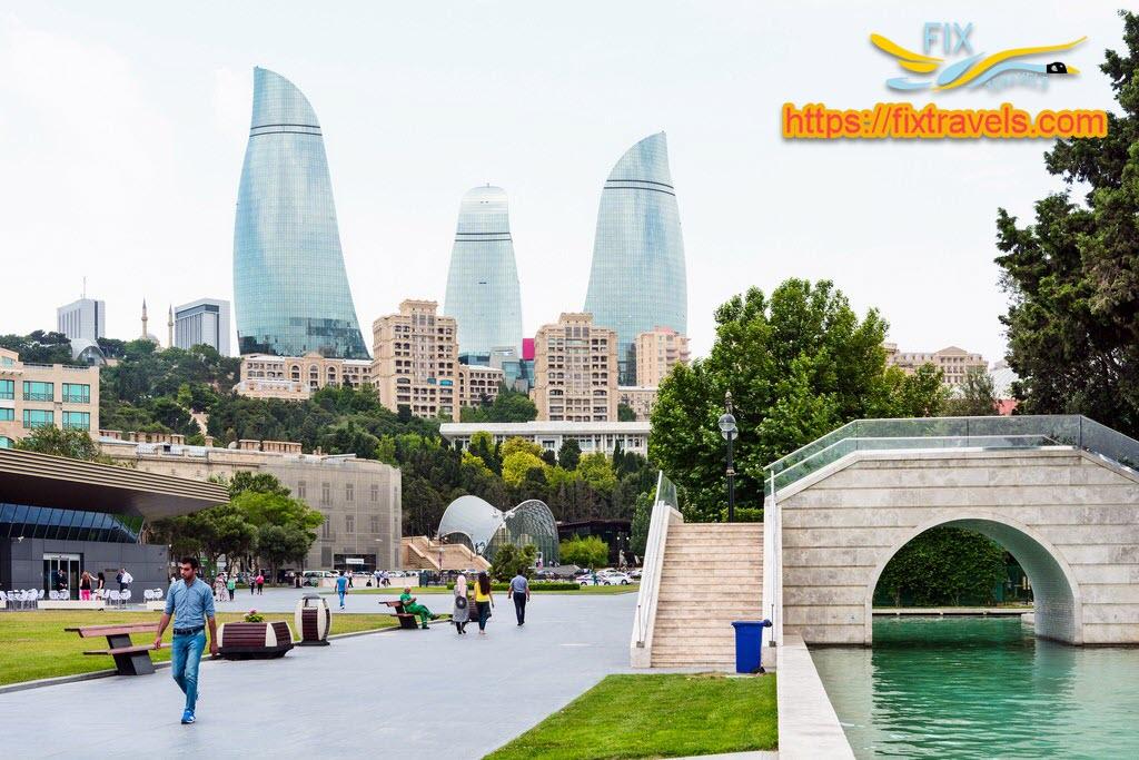 هزینه های سفر به باکو چقدر است؟